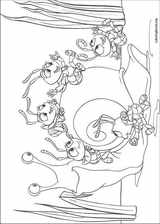 A Bug's Life coloring page (004)