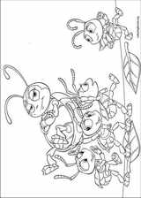 A Bug's Life coloring page (007)