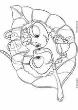 A Bug's Life coloring page (009)