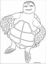 A Turtle's Tale 2: Sammy's Escape From Paradise coloring page (002)