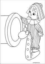 Andy Pandy coloring page (007)