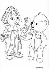 Andy Pandy coloring page (009)