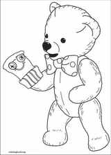 Andy Pandy coloring page (011)