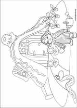 Andy Pandy coloring page (012)