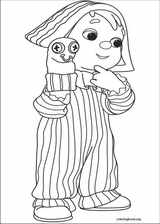 Andy Pandy coloring page (013)