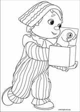 Andy Pandy coloring page (015)