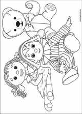 Andy Pandy coloring page (019)