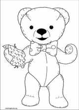 Andy Pandy coloring page (031)