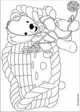 Andy Pandy coloring page (033)