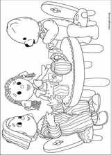 Andy Pandy coloring page (037)