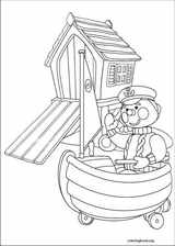 Andy Pandy coloring page (039)