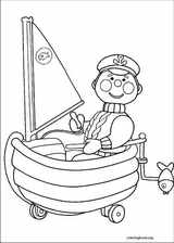 Andy Pandy coloring page (046)