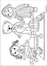 Andy Pandy coloring page (052)