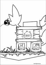 Angry Birds coloring page (008)