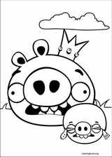 Angry Birds coloring page (010)