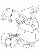 Avatar, The Last Airbender coloring page (010)