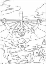 Avatar, The Last Airbender coloring page (017)