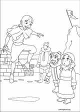 Avatar, The Last Airbender coloring page (030)