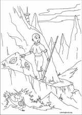 Avatar, The Last Airbender coloring page (041)