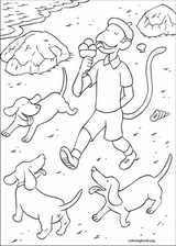 Babar coloring page (005)
