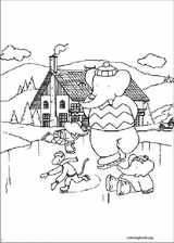 Babar coloring page (013)