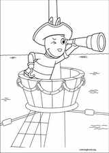Backyardigans coloring page (002)