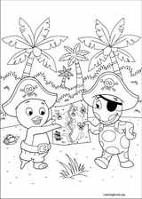 Backyardigans coloring page (004)
