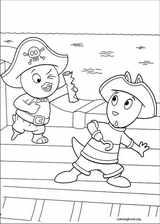 Backyardigans coloring page (005)
