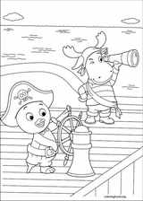 Backyardigans coloring page (011)