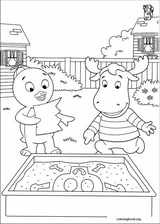 Backyardigans coloring page (012)