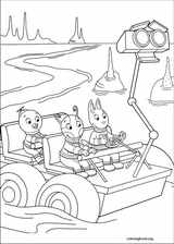 Backyardigans coloring page (013)