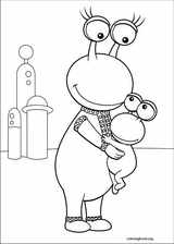 Backyardigans coloring page (017)