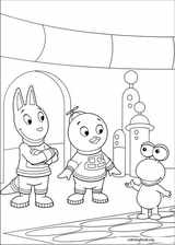 Backyardigans coloring page (021)