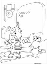 Backyardigans coloring page (022)