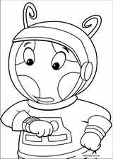 Backyardigans coloring page (023)