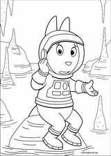 Backyardigans coloring page (026)