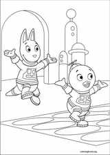 Backyardigans coloring page (028)