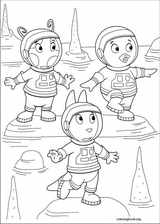 Backyardigans coloring page (031)