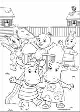 Backyardigans coloring page (034)