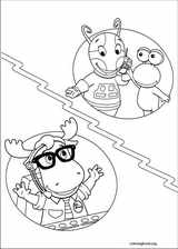 Backyardigans coloring page (035)