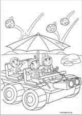 Backyardigans coloring page (037)
