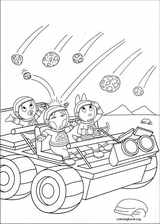 Backyardigans coloring page (038)