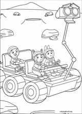 Backyardigans coloring page (039)