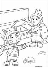 Backyardigans coloring page (040)