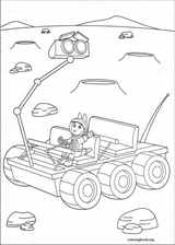 Backyardigans coloring page (042)