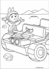Backyardigans coloring page (043)
