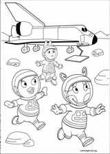 Backyardigans coloring page (044)