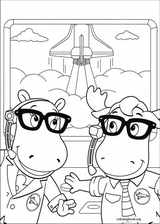 Backyardigans coloring page (048)
