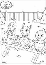 Backyardigans coloring page (051)