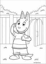 Backyardigans coloring page (052)